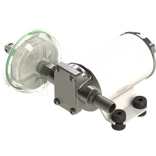 Stainless steel 12 Volt pump
