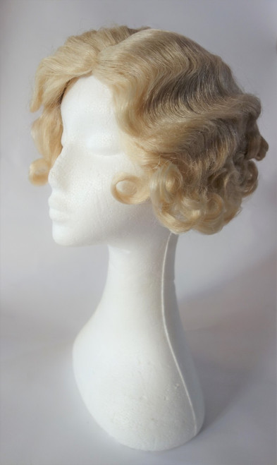 1920's Fingerwave Wigs for Hire