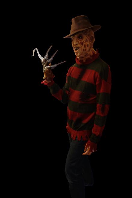 Nightmare on Elm Street - Freddy Krueger Costume for Hire