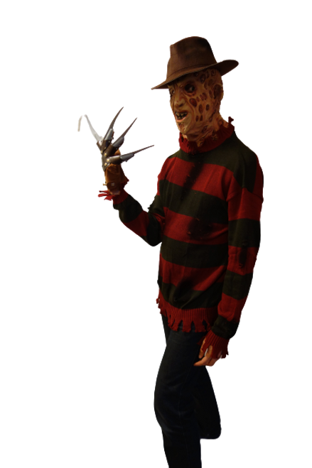 Nightmare on Elm Street - Freddy Krueger Costume for Hire
