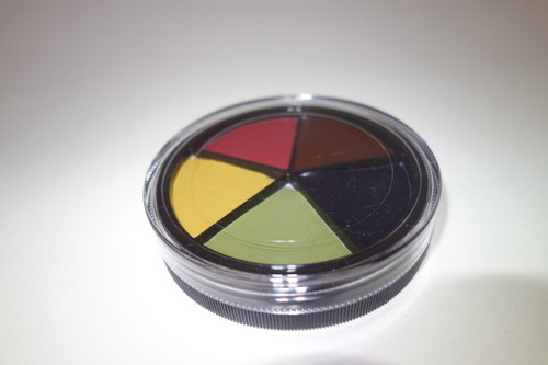 Mehron Make Up Wheel - Bruise