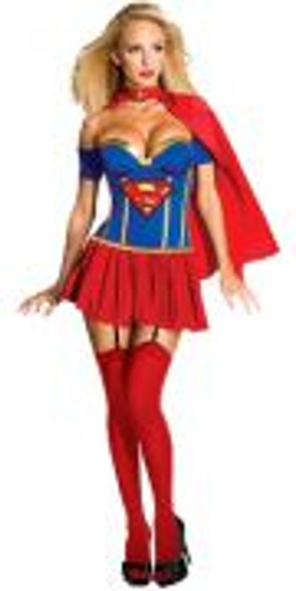 Superwoman Costume to Hire