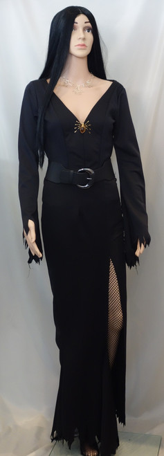 Morticia or Elvira Dress to Hire