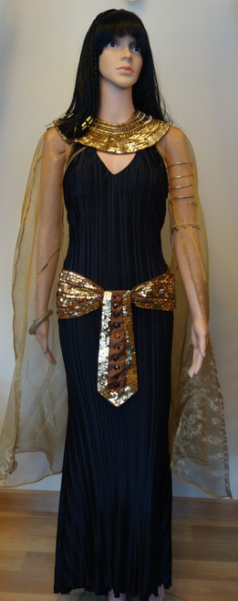 Long Cleopatra Costume for Hire