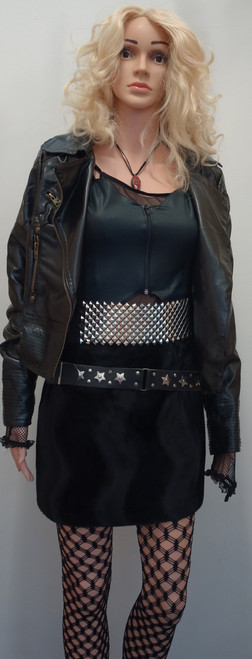 Women's Punk Costume for Hire (Nancy Spungen)