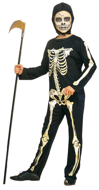 Children's Skeleton Costume
