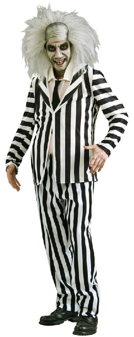 Beetlejuice Costume for Hire - The Littlest Costume Shop