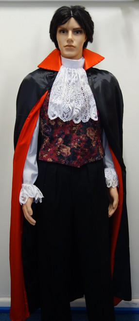 Men's Vampire Costume from The Littlest Costume Shop in Melbourne