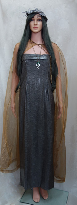 Medusa Costume for Hire - The Littlest Costume Shop, Preston, VIC.