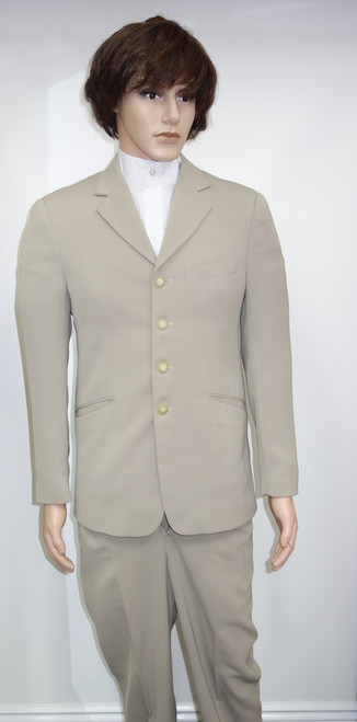 Groovy Men's 1960's suit for Hire from The Littlest Costume Shop, Preston