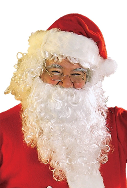 Santa Wig and Beard Set for Sale