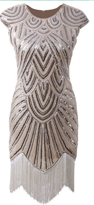 1920's Beaded Dress for Hire from The Littlest Costume Shop in Melbourne