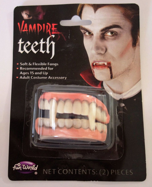 Latex Vampire Teeth