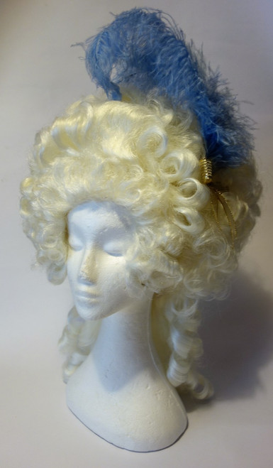 Marie Antoinette - C18th Wig for Hire from The Littlest Costume Shop in Melbourne