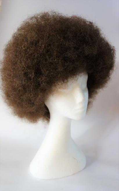 Afro Wig for Hire from The Littlest Costume Shop