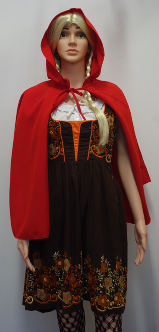 Red Riding Hood Costume for Hire - The Littlest Costume Shop in Melbourne