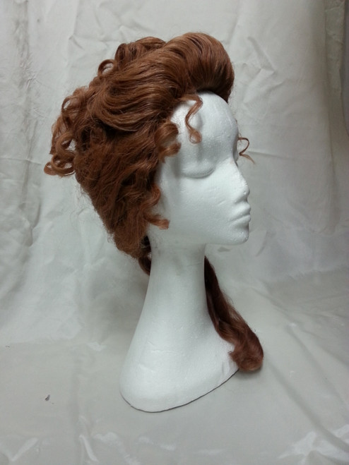 Wig styling class