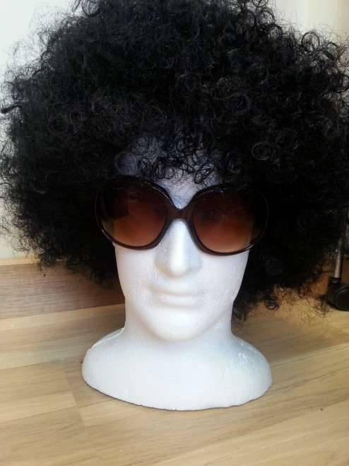 Extra Large Deluxe Afro Wig