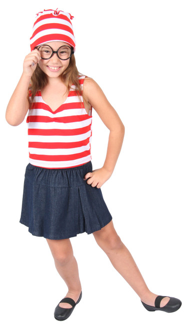 Where's Wanda - Where's Wally Child's costume