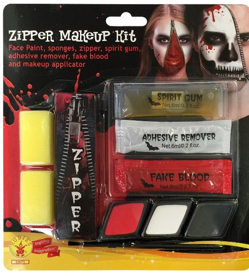 Zipper makeup kit - Halloween Horror Makeup
