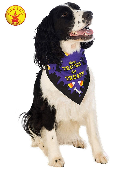 Dog Halloween Costume - Pet Bandana
