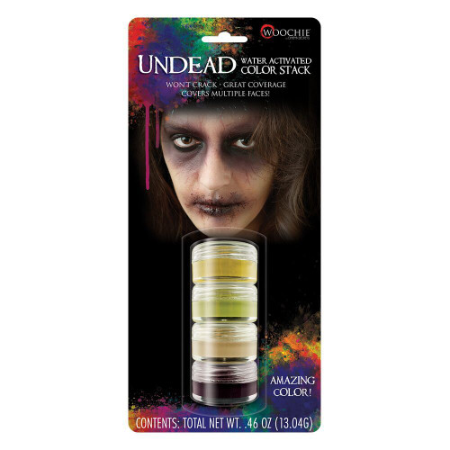 Undead Zombie Stackable Cream Makeup