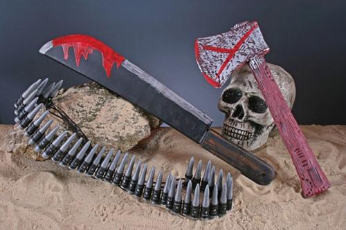Zombie Hunter Weapons Kit