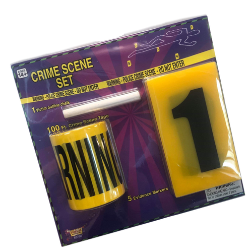 Crime Scene Investigation Kit