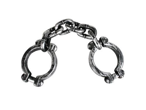 Convict Wrist Restraint Shackles