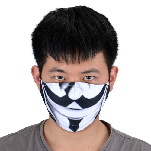 V for Vendetta Reusable Mask