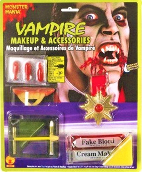 Rubies Vampire Makeup and Accessories Kit - The Littlest Costume Shop