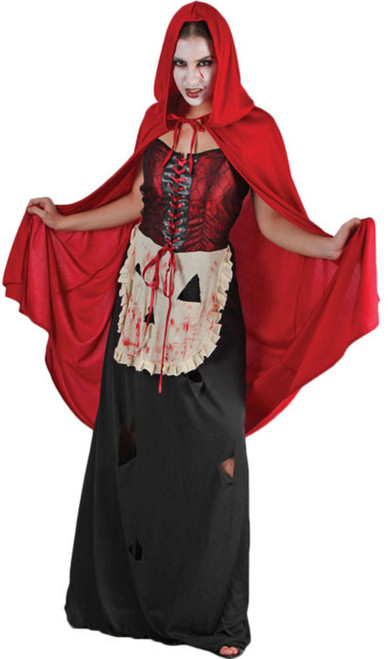 Wicked Red Riding Hood Costume - The Littlest Costume Shop