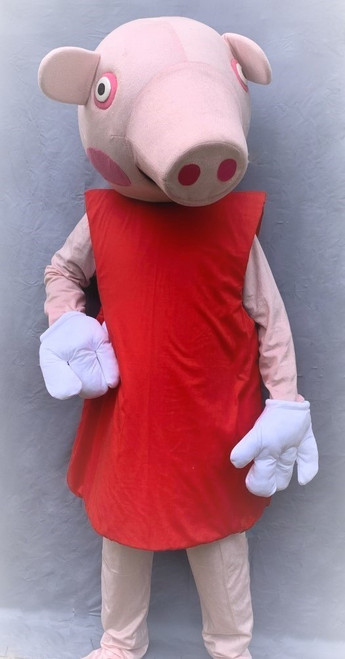 Peppa Pig Costume For Hire from The Littlest Costume Shop in Preston, VIC