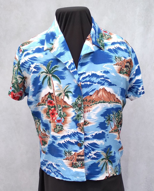 Hawaiian Shirt - Small for Hire from The Littlest Costume Shop in Melbourne