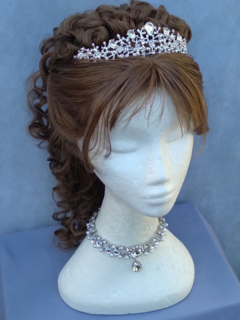 Daphne Bridgerton Wig for Hire from The Littlest Costume Shop in Melbourne