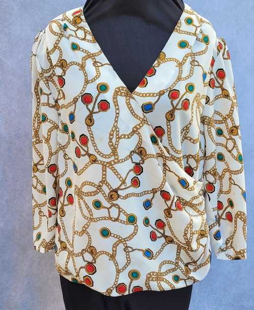 Original 1980's blouse for Hire - The Littlest Costume Shop in Melbourne