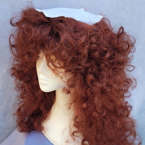 Magenta - Rocky Horror Picture Show - Wig for Hire from The Littlest Costume Shop in Melbourne