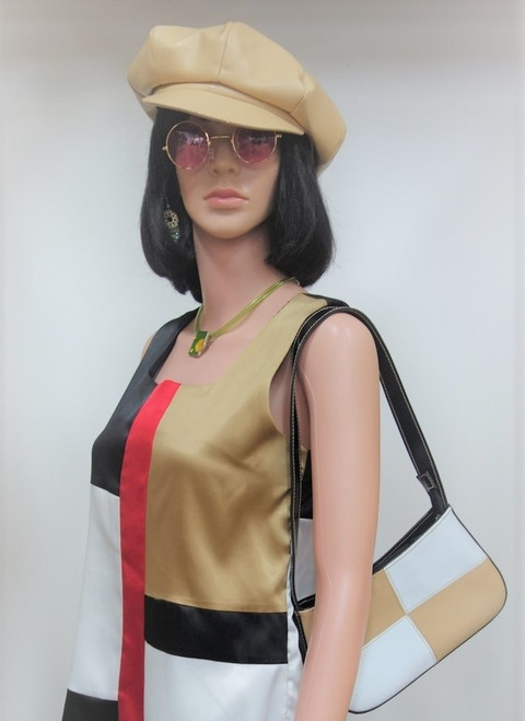 1960s cap, sunglasses and pendant for Hire from The Littlest Costume Shop in Melbourne