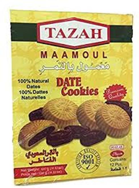 Tazah Mamool  (420 grams) معمول بالتمر