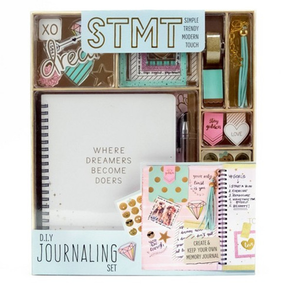 STMT JOURNALING SET- WHERE DREAMERS BECOME DOERS