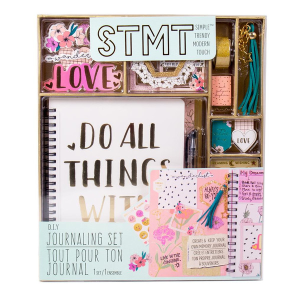 STMT JOURNAL SET- DO ALL THINGS WITH LOVE