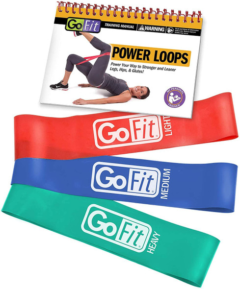 Power Loops with Flip Chart, 3 pack