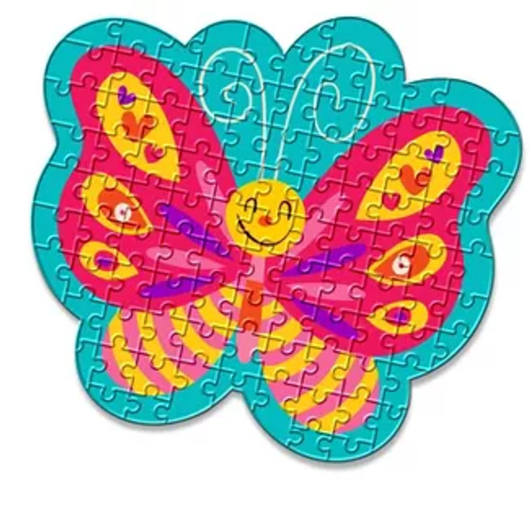 ANKER ART 100 PC BUTTERFLY PUZZLE
