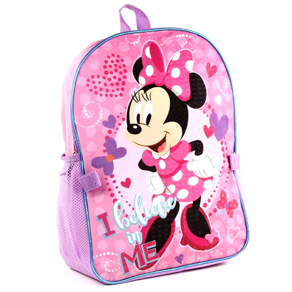 MINNIE BAG WITH DETACHABLE LUNCH KIT