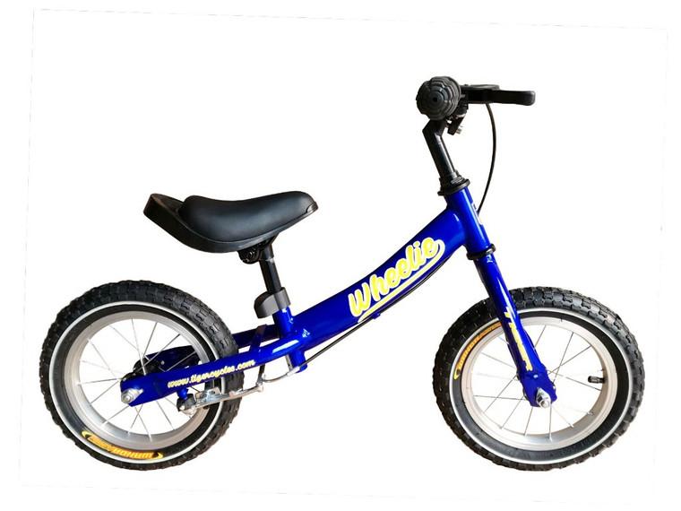 Wheelie Blue