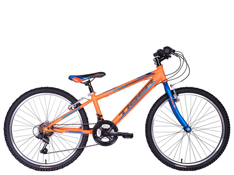 "Warrior 24"" Orange/blue"
