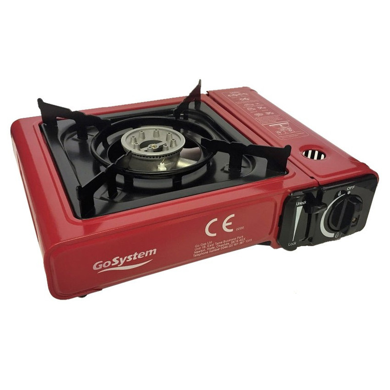 GO SYSTEM PORTABLE GAS STOVE