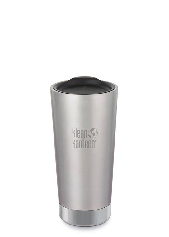Insulated Tumbler - Brushed Stainless