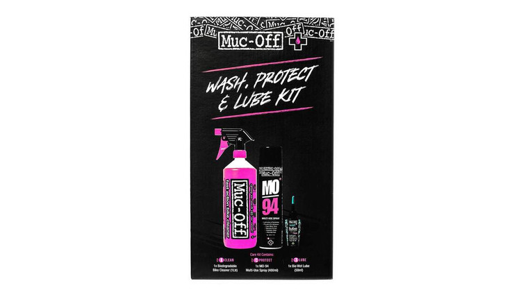 WASH PROTECT & LUBE KIT