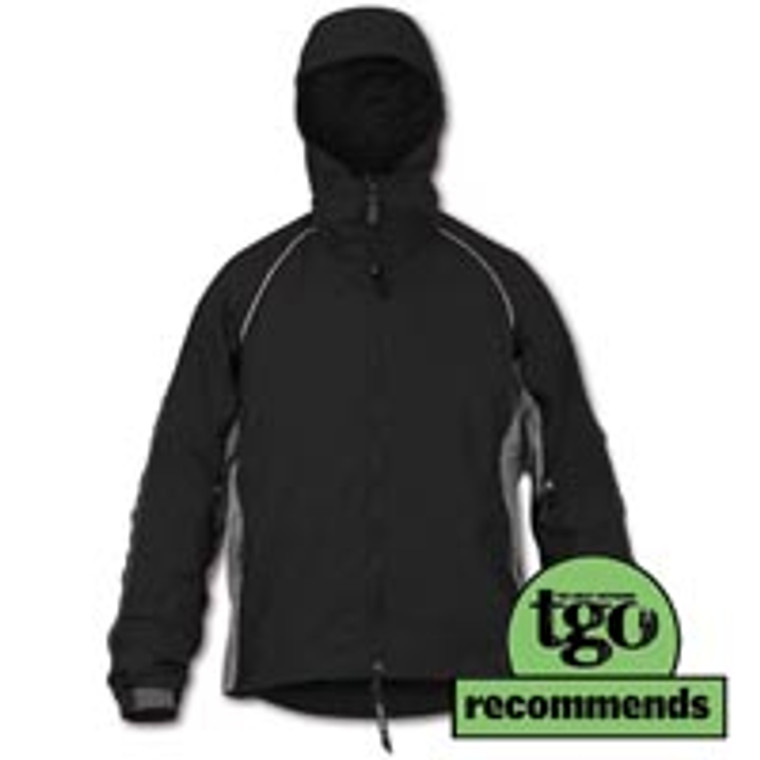 Quito Jacket Black